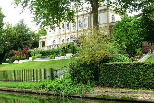 Regents-Canal-Regency-House